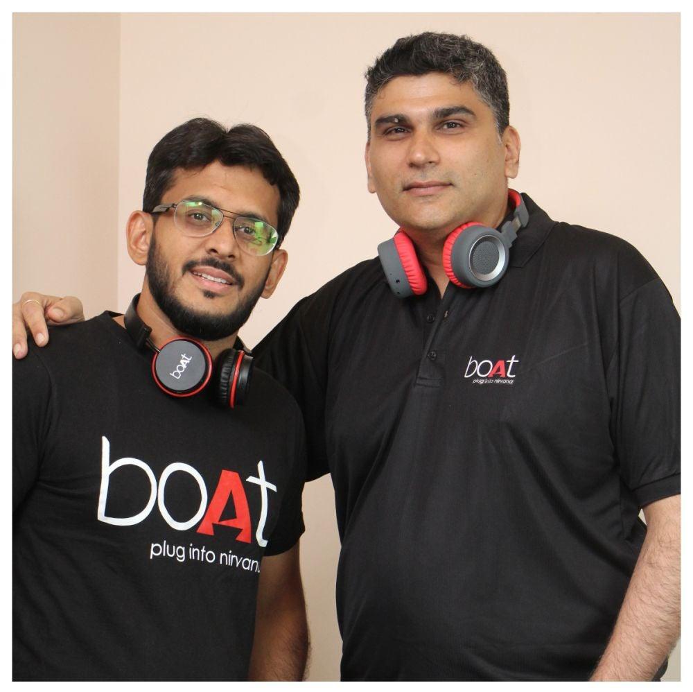 Music Masters-Aman Gupta & Sameer Mehta