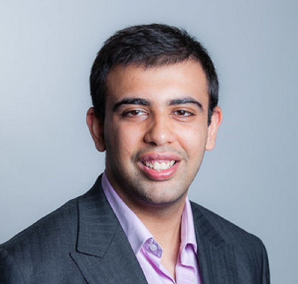 DHRUV KOHLI Co-founder and Chief Operations Officer, Grabox