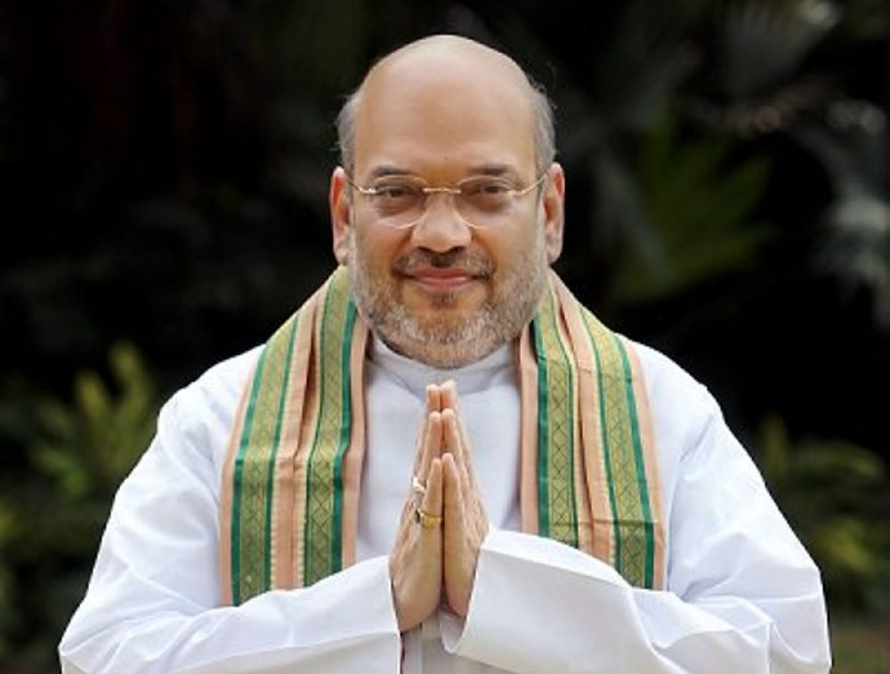 Amit Shah – Minister of Home Affairs