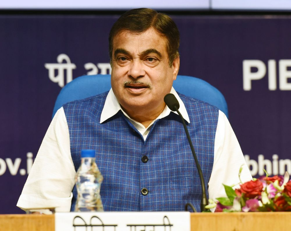Nitin Gadkari - Minister of Road and Transport and Highways, Minister of Micro, Small and Medium Enterprises