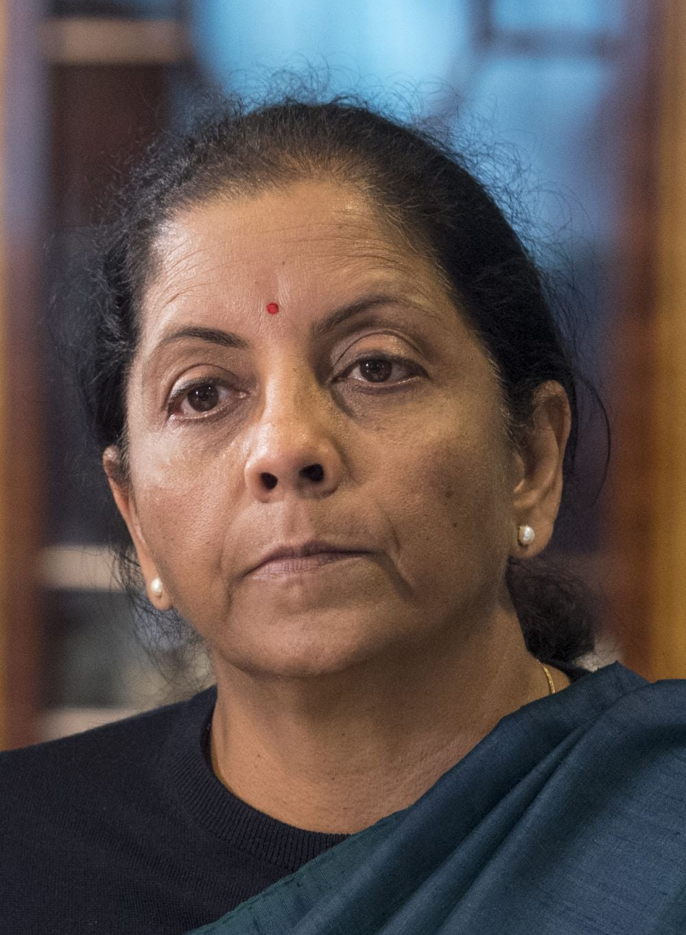 Nirmala Sitharaman - Minister of Finance and Minister of Corporate Affairs