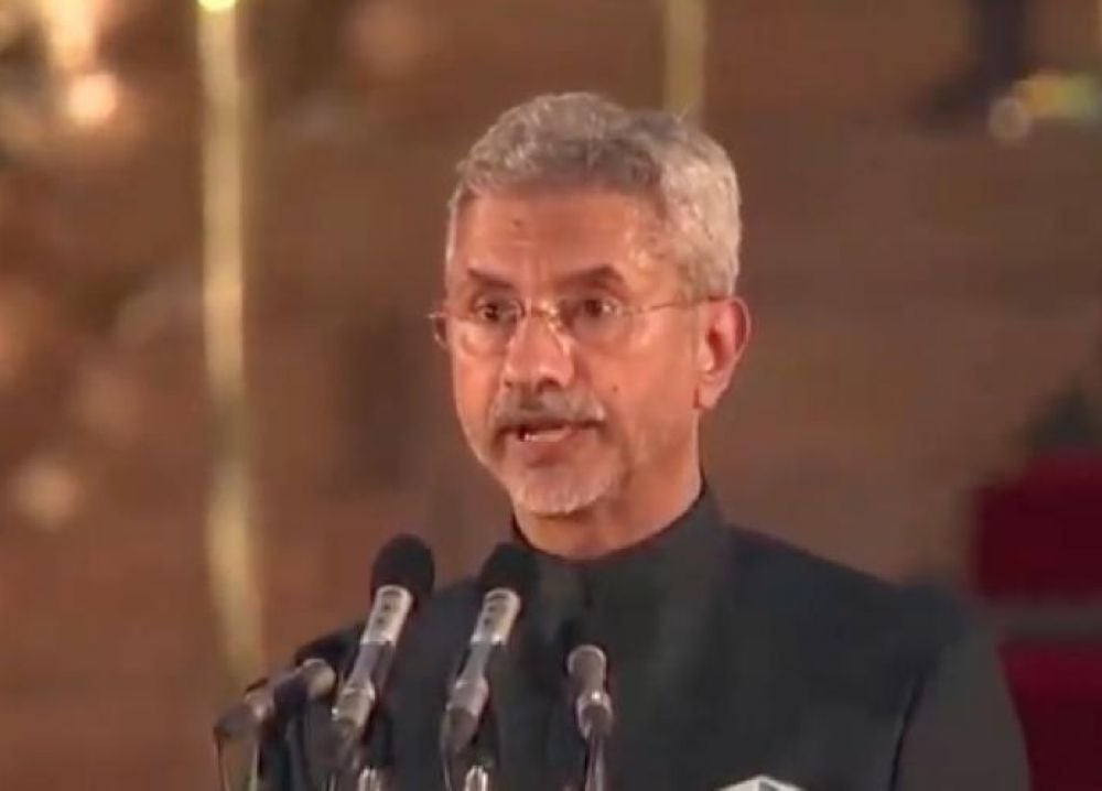 Dr. S Jaishankar - Ministry of External Affairs