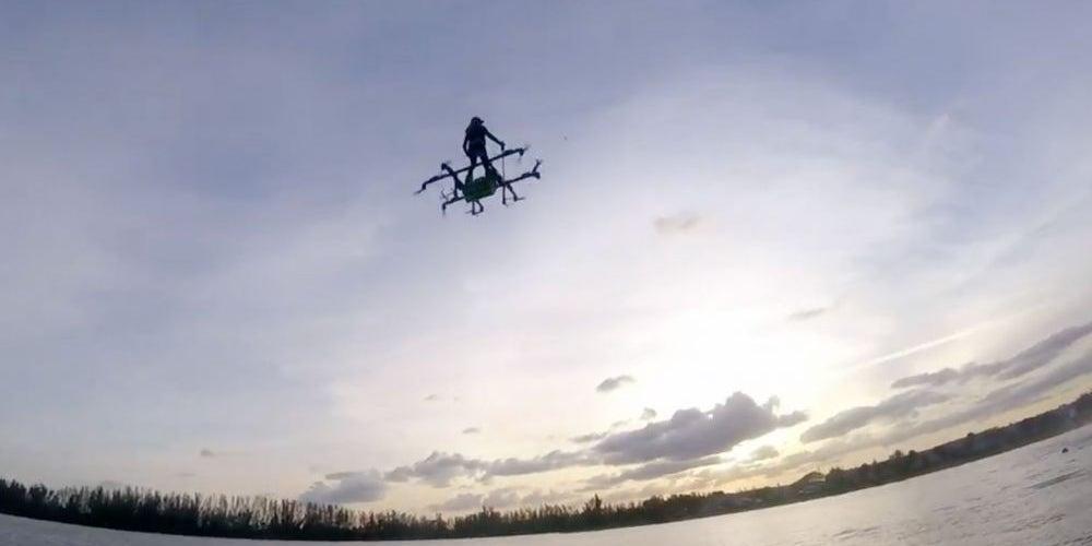 Airboard 2.0 (Team Dragonair Aviation)
