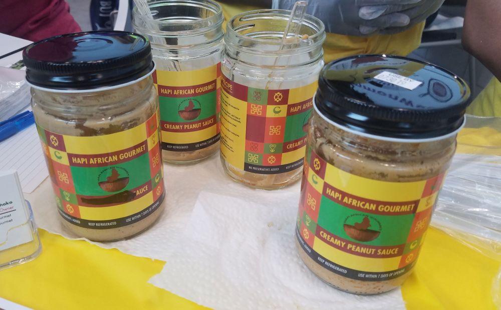 African flavor