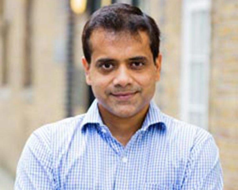 Ashutosh Sharma - Naspers