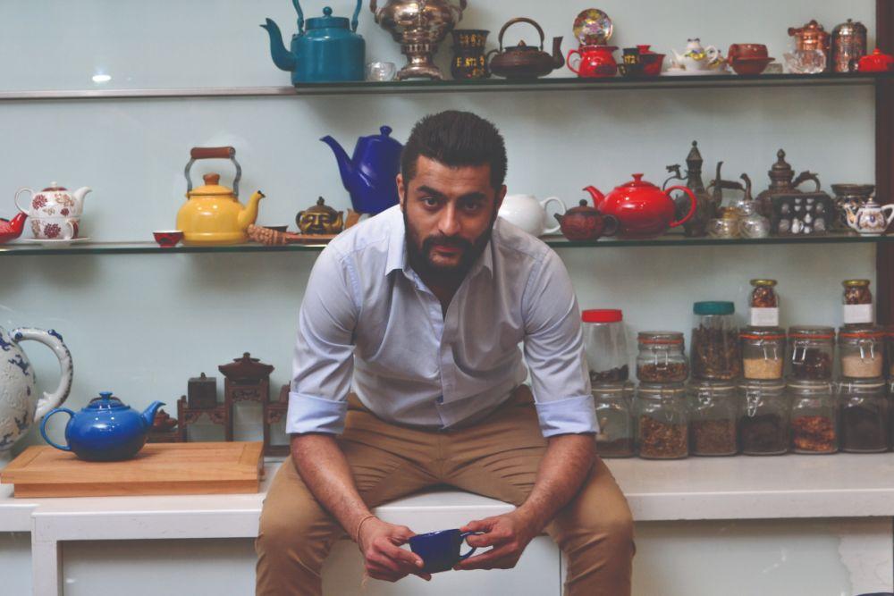 The Tea Connoisseur: Karan Shah, Director, Society Tea