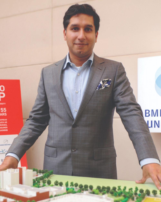 The Education Transformer: Akshay Munjal, President, BML Munjal University