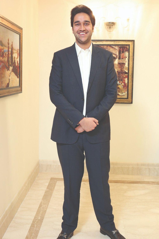 The Hospitality Seeker : Parthiv Neotia, Director, Ambuja Neotia