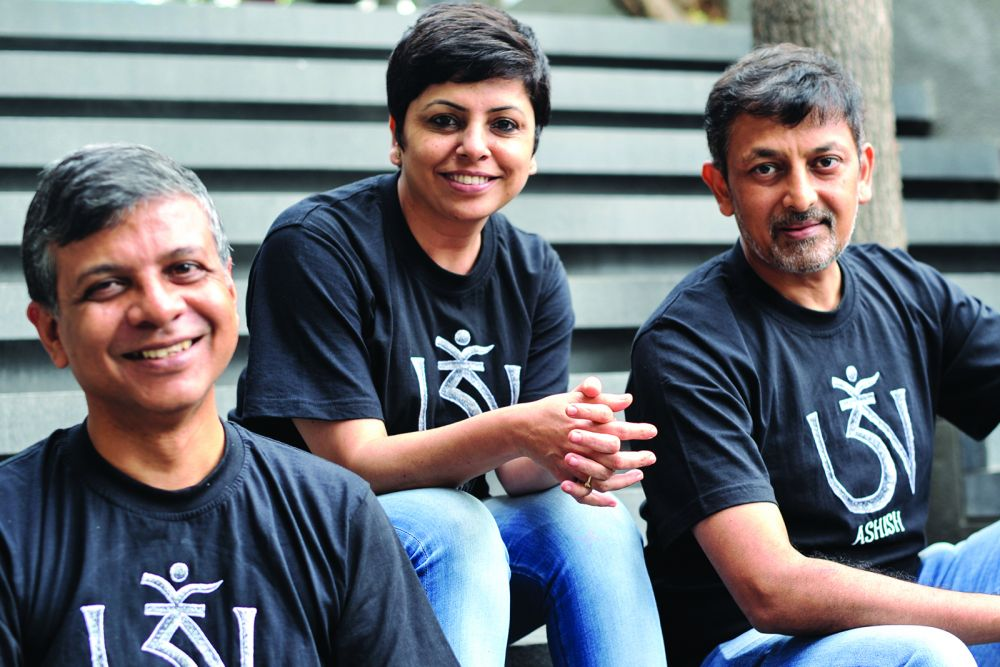 Trailblazers in Design Consulting: Partho Guha, Ashwini Deshpande and Ashish Deshpande, Co-founders & Directors, Elephant Design