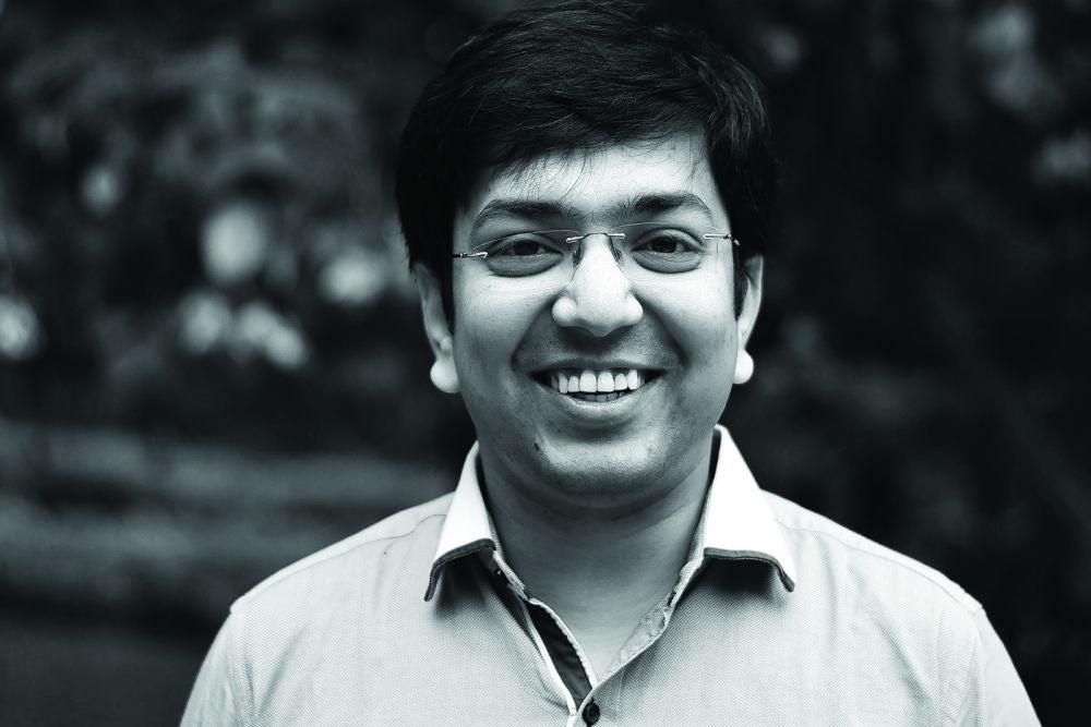 The Nectar Maker: Ankur Goyal, Founder, &Me