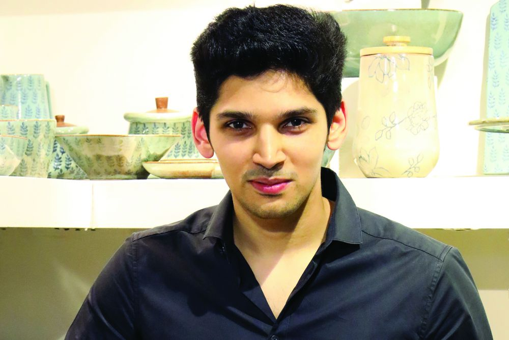 Kitchenware Ecologist: Ayush Baid, Founder, Ellementry
