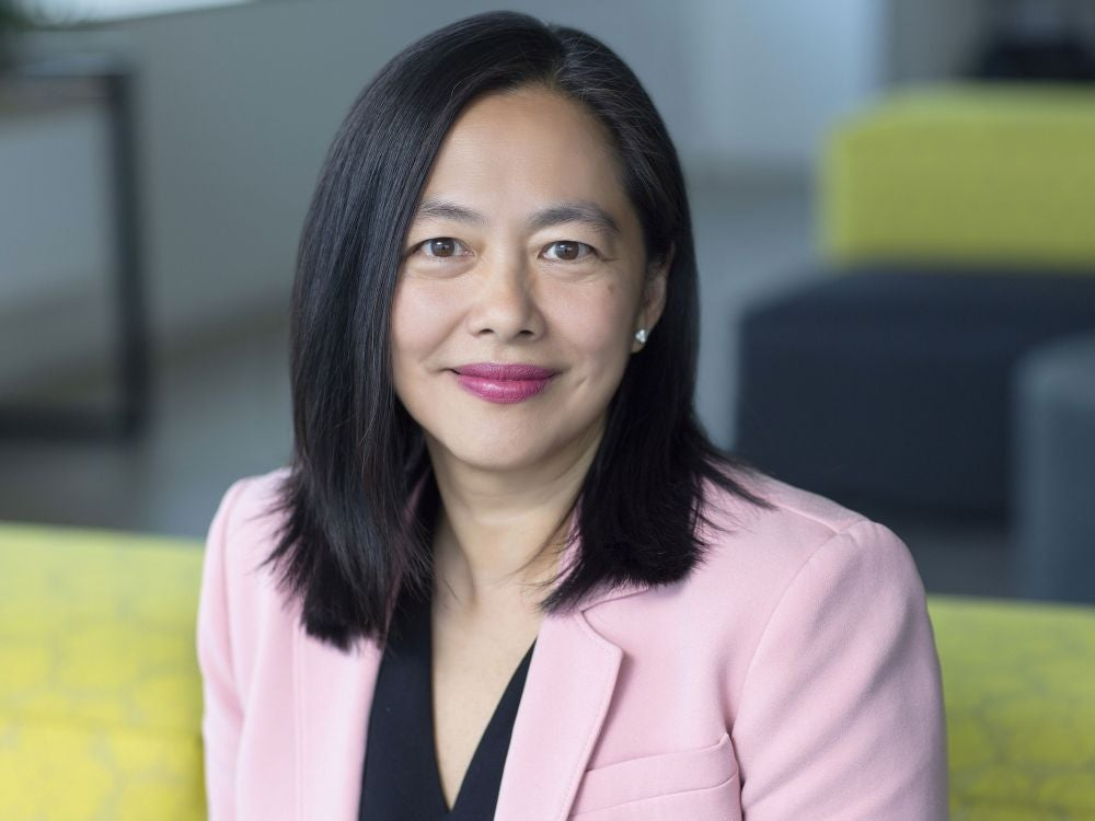 Caroline Tsai, EVP of Western Union