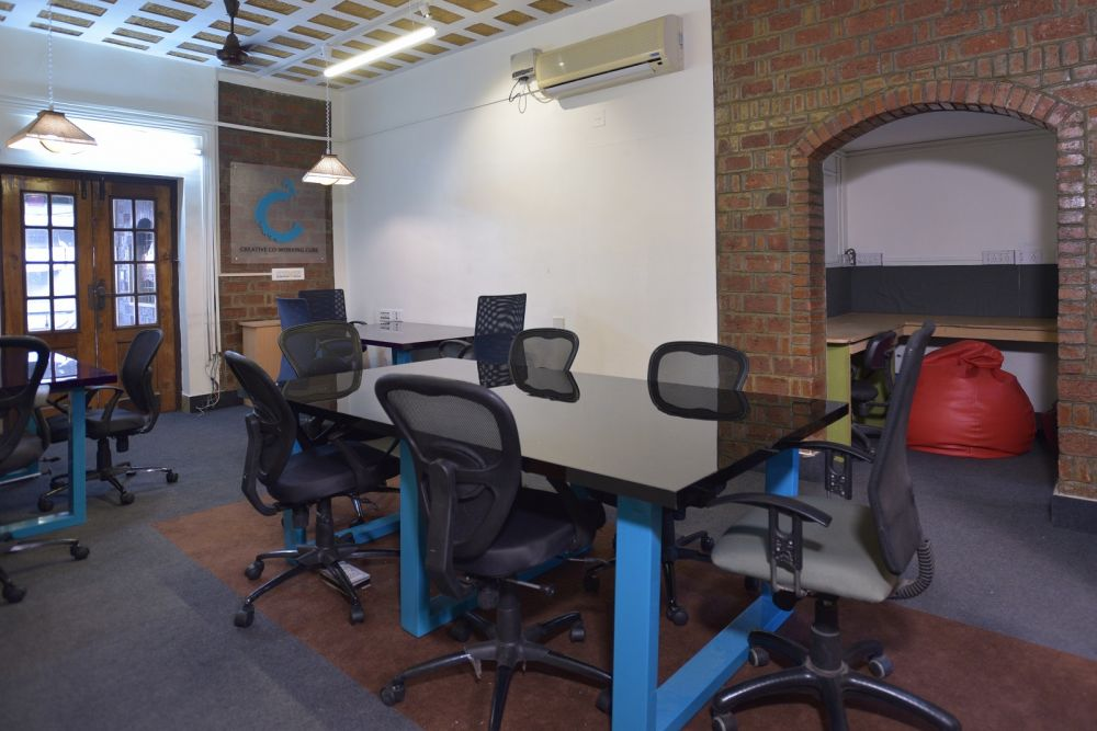 Creative Co-Working Cube