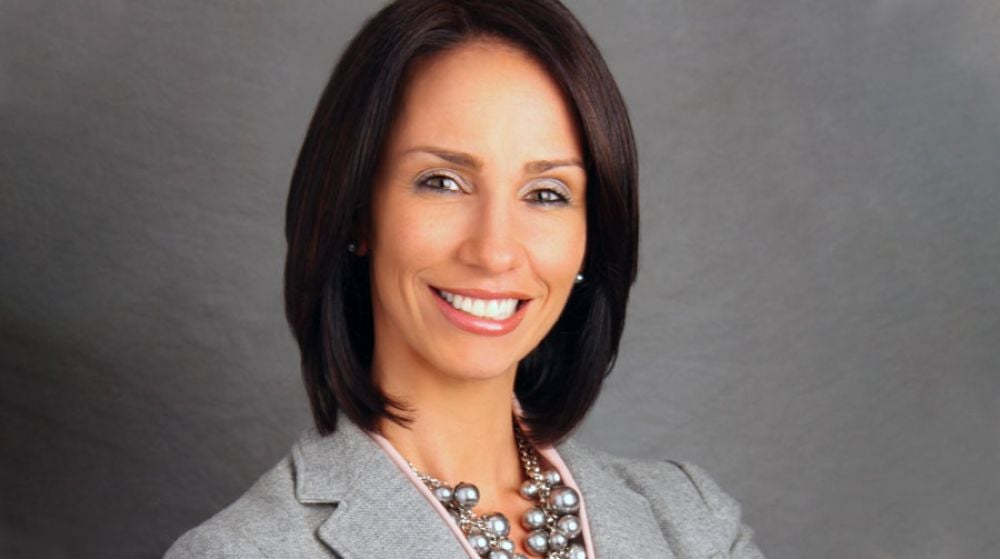 Rose M. Velez-Smith (Pitney Bowes Global Vice President of Human Resources)