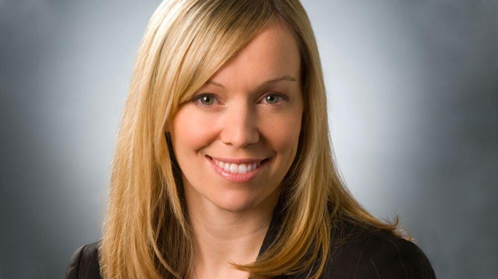 Faye Tylee (Avaya Global Head of Human Resources)