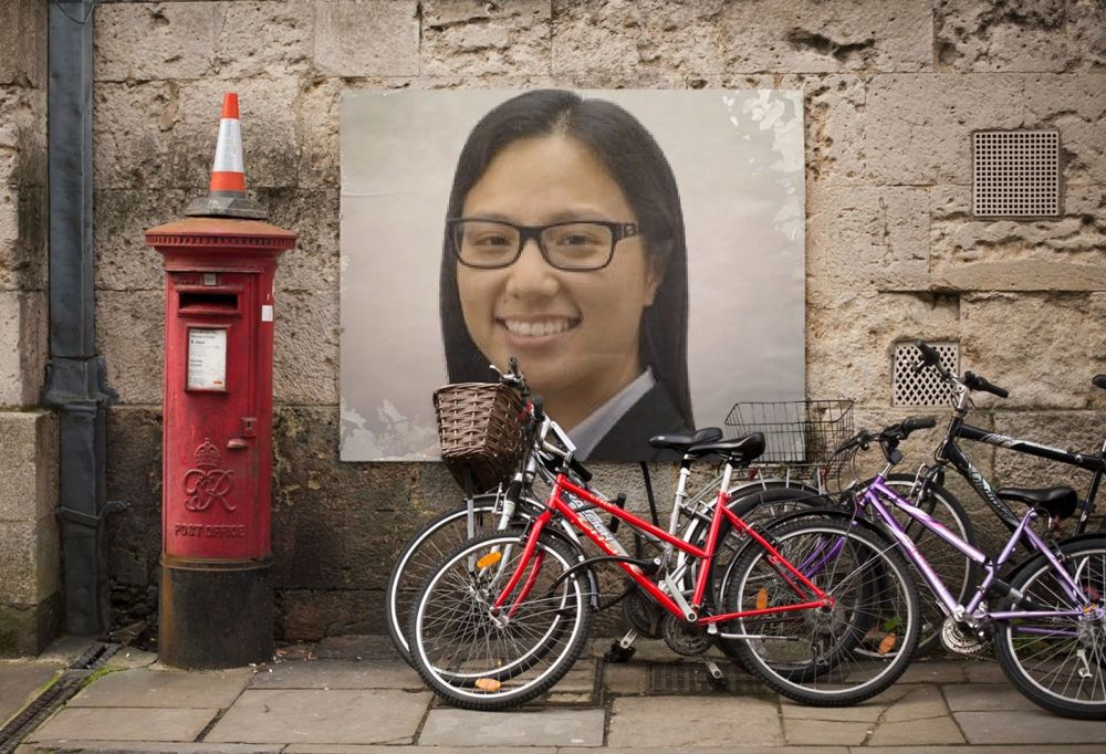 Doris Yang (Senior Director at BlackBerry Cylance)