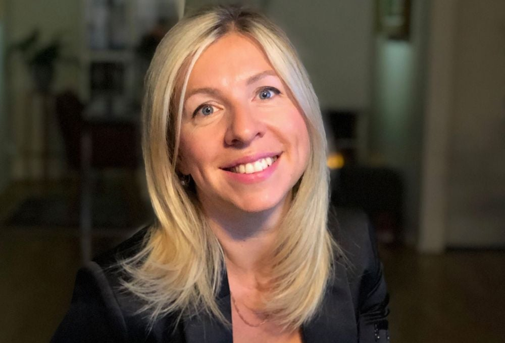 Elena Fersman (Head of AI Research at Ericsson)