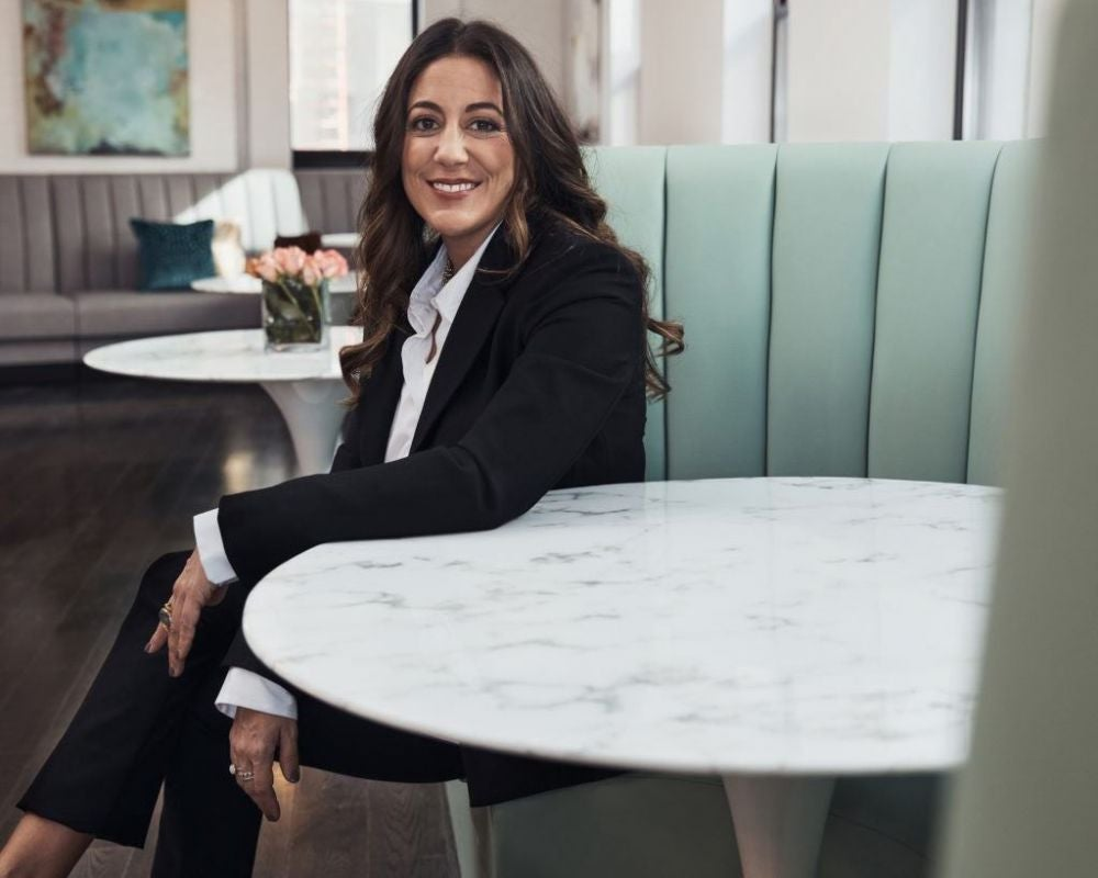 Cate Luzio (CEO of Luminary)