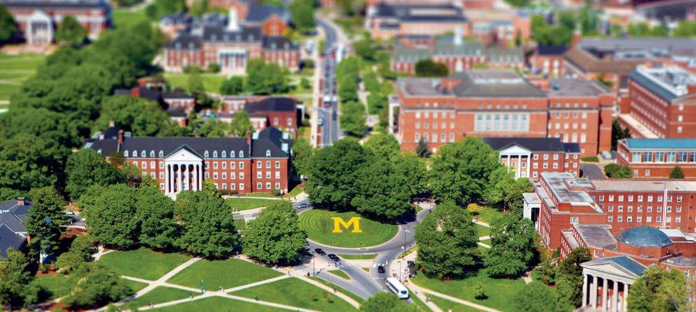 7. University of Maryland