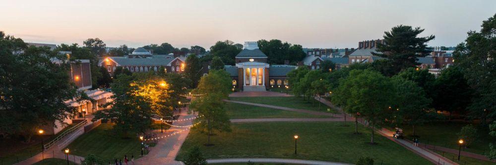 38. University of Delaware