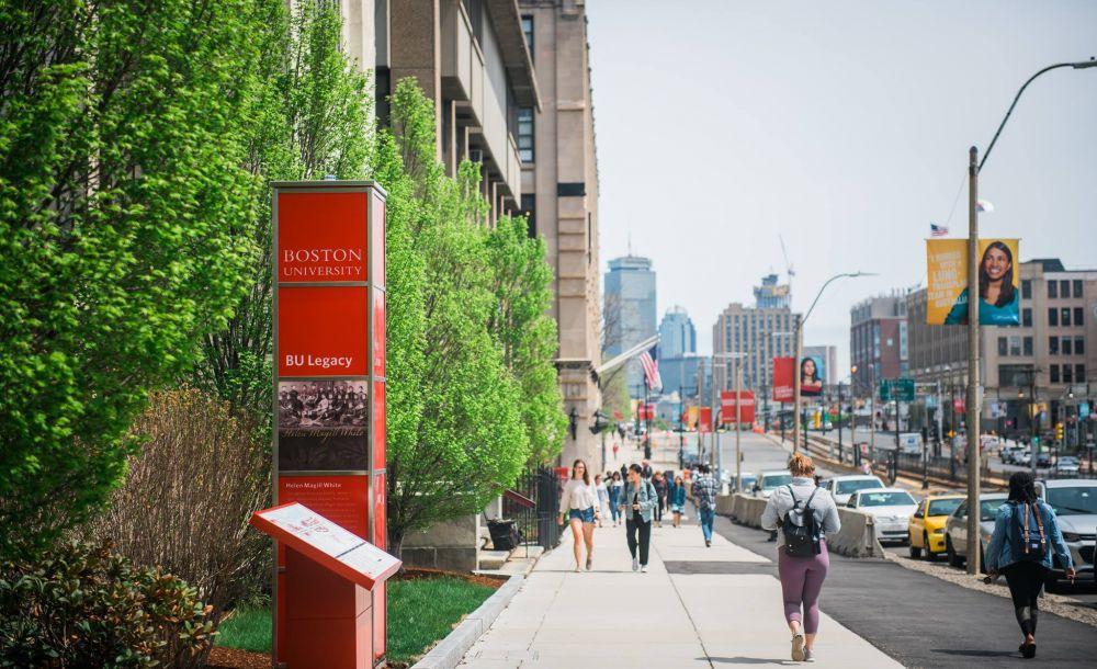 40. Boston University
