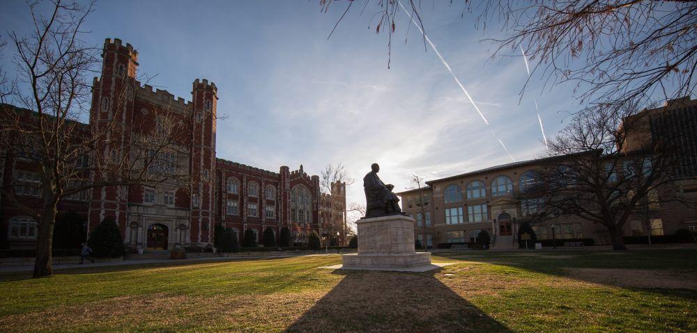 43. The University of Oklahoma