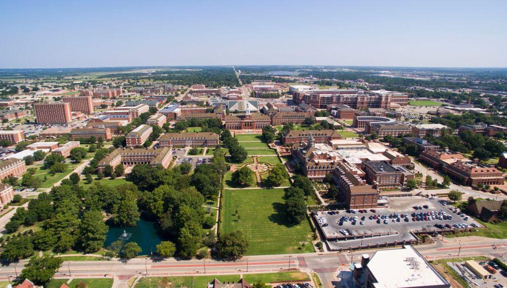 45. Oklahoma State University