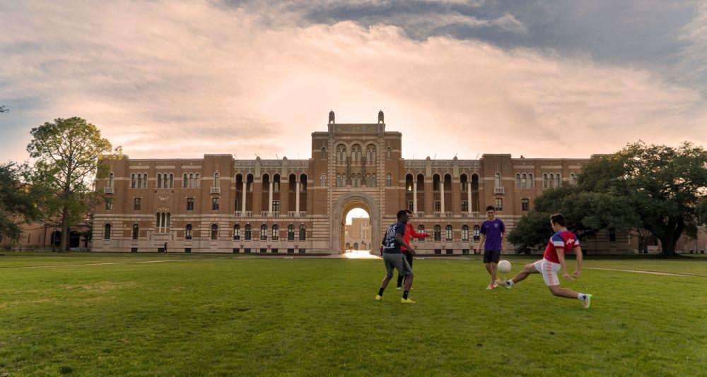 1. Rice University