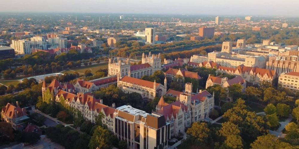 2. The University of Chicago