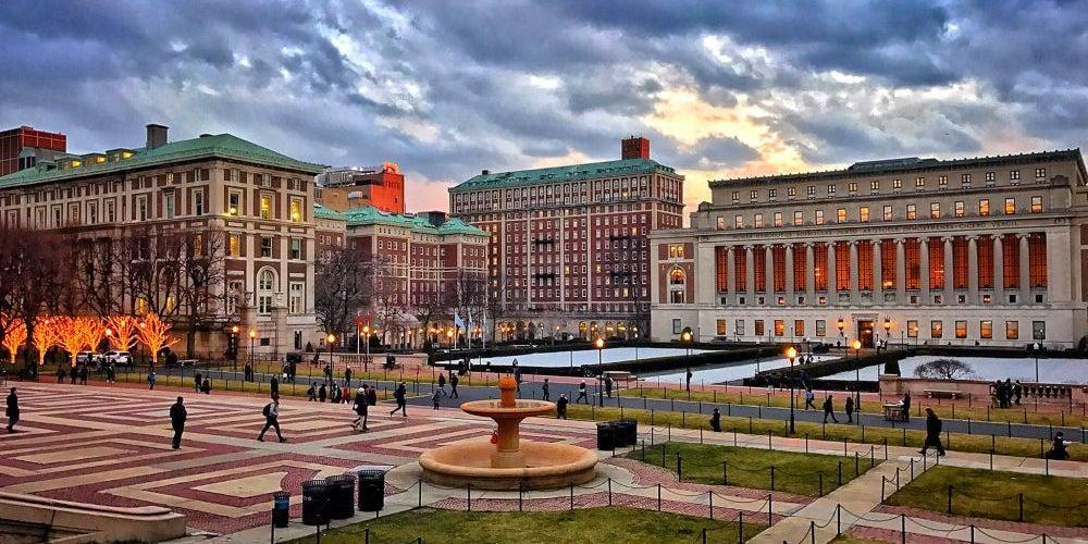 7. Columbia University