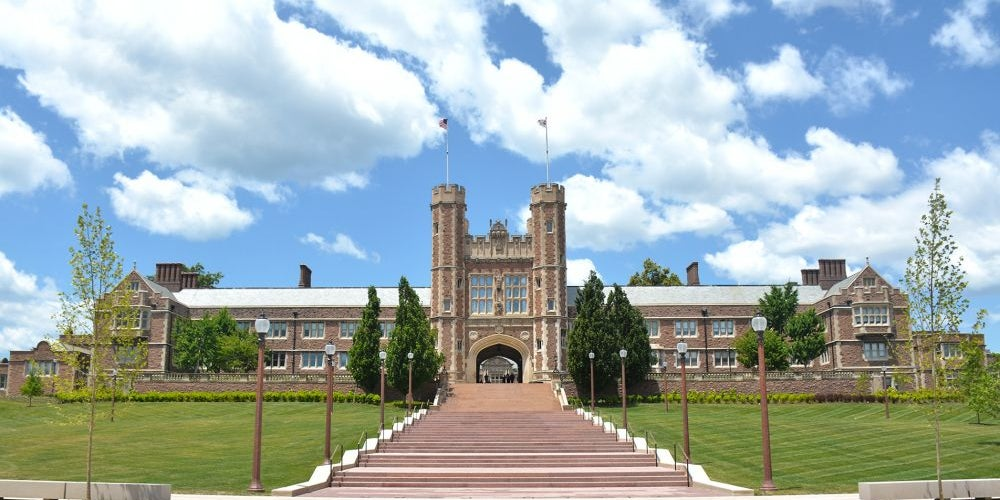 16. Washington University in St. Louis