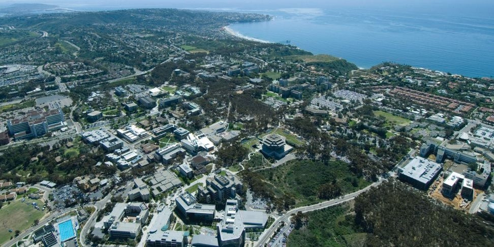 22. University of California San Diego