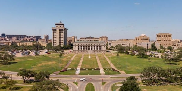 23. Texas A&M University - College Station