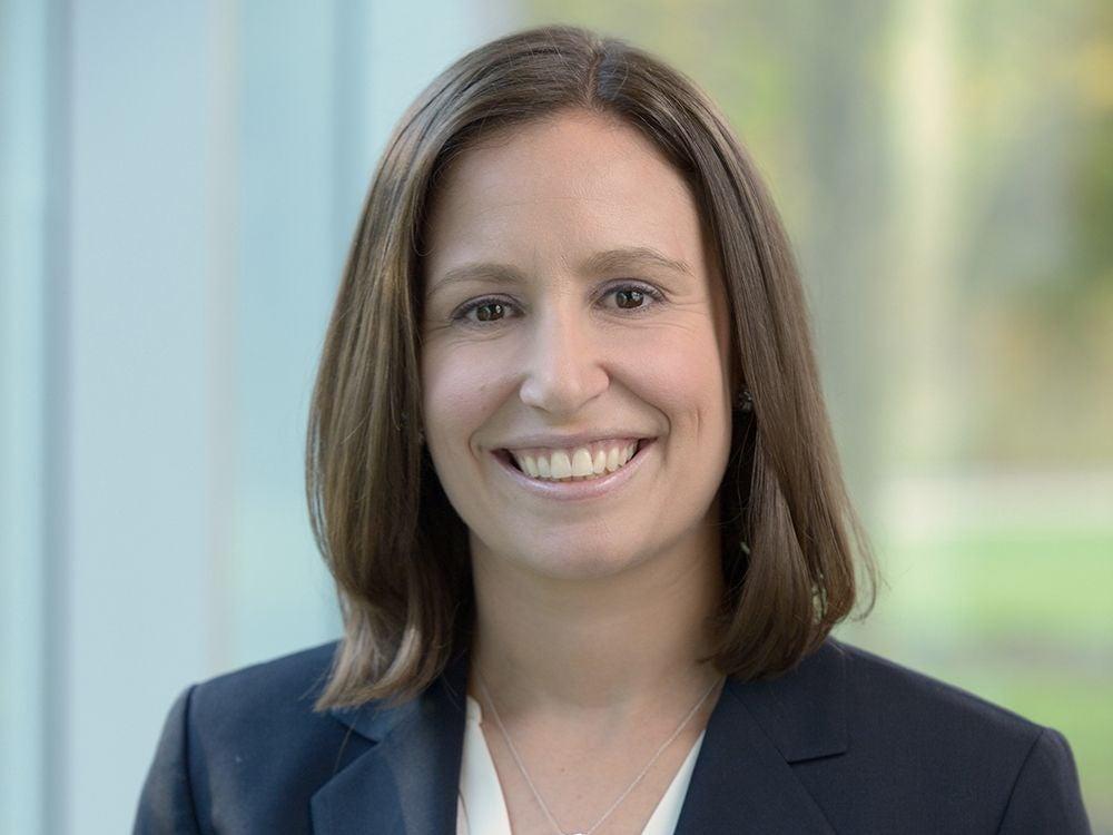 Lindsay Sacknoff (TD Bank SVP)