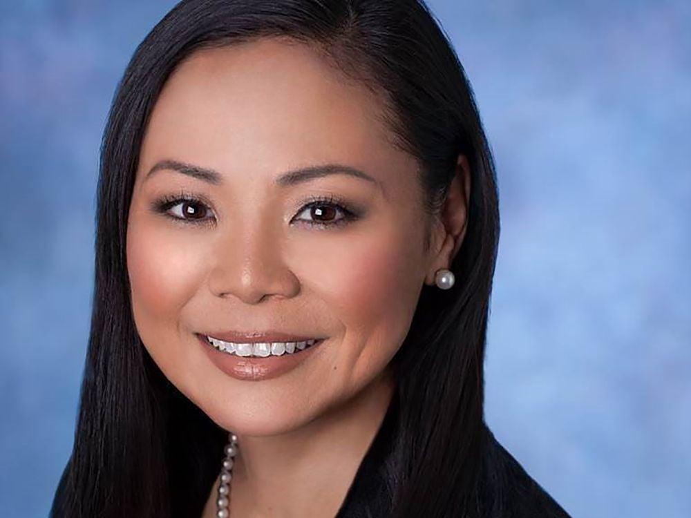 Chikako Okada Tyler (California Bank & Trust VP)