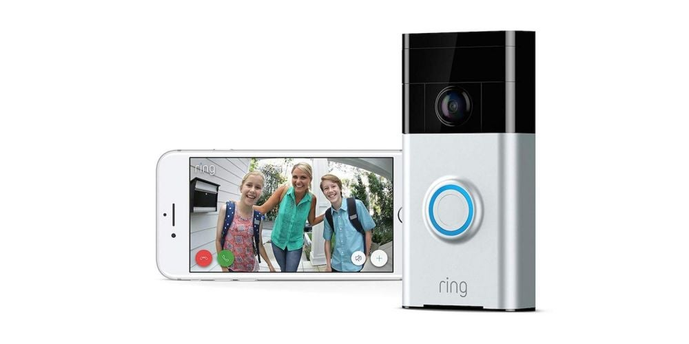Ring Video Doorbell - $99.99