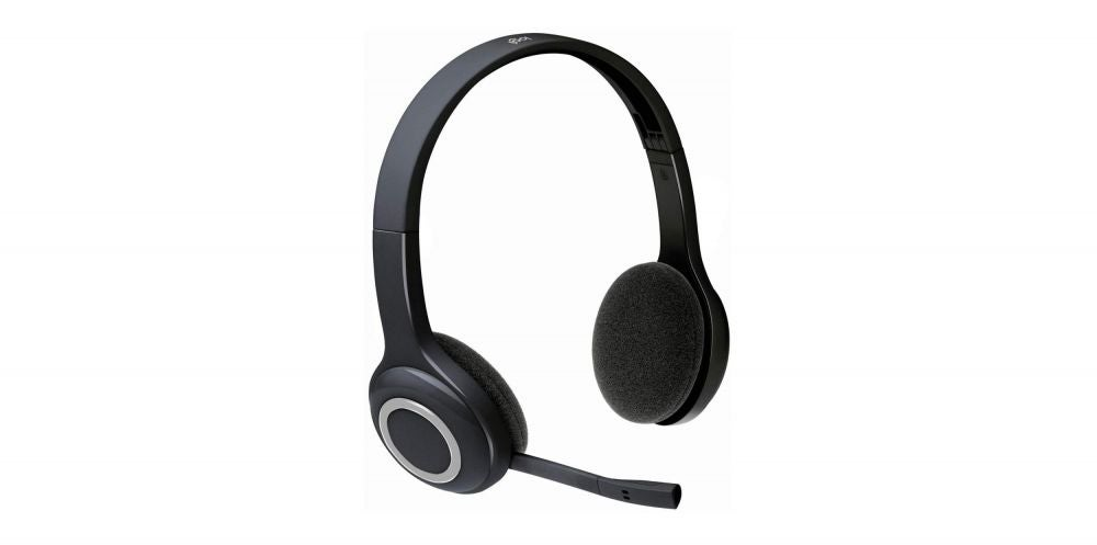 Logitech Over-The-Head Wireless Headset H600 - $34.93