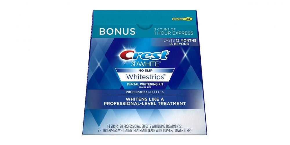 Crest 3D Professional Effects Whitening Strips - $44.99