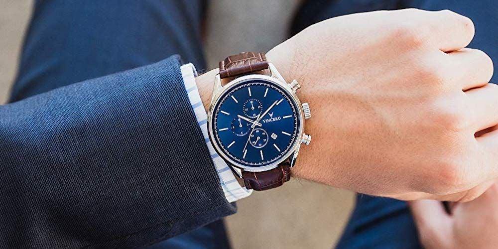 Vincero Luxury Men's Chrono S Watch - $169