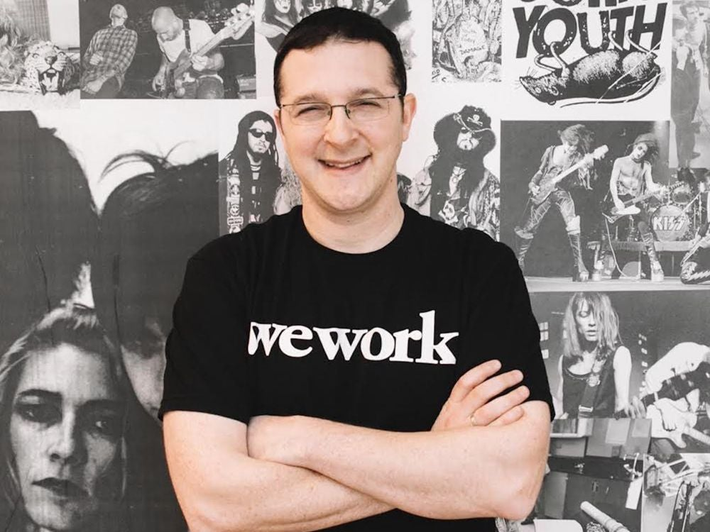 Roee Adler (WeWork Head of Labs)