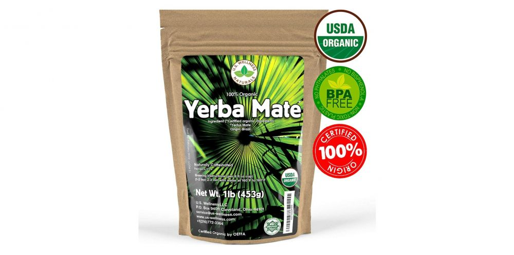 Yerba Mate Tea - $14.99