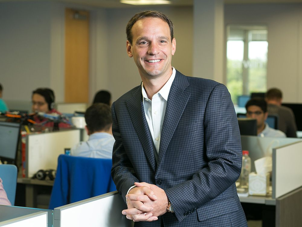 Adam Famularo (CEO of Erwin, Inc.)