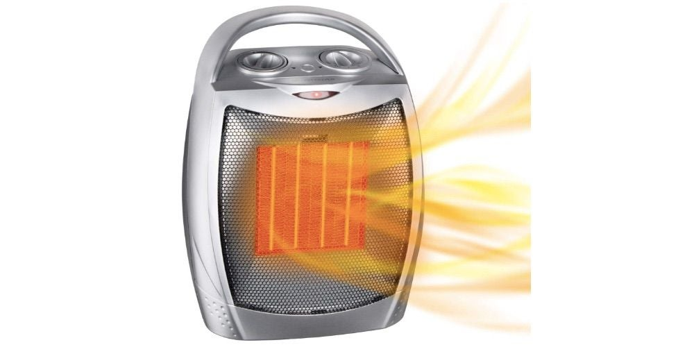 This Hassle-Free And Safe Space Heater
