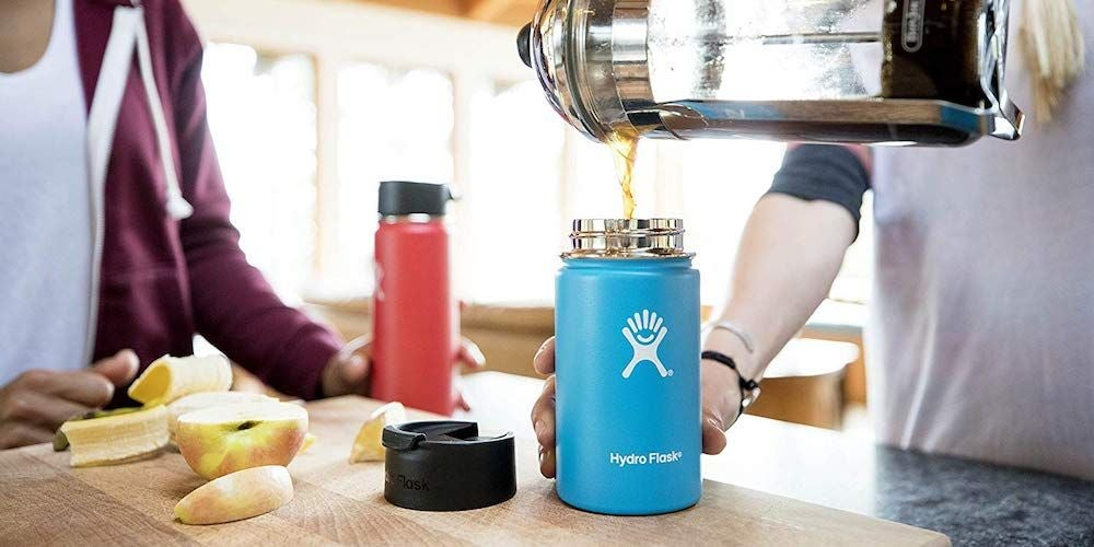 This Hydro Flask Keeps Your Drinks Hot
