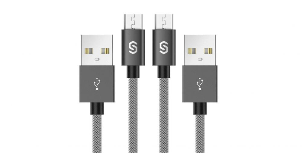 Syncwire Micro USB Cable Android Charger - $7.99
