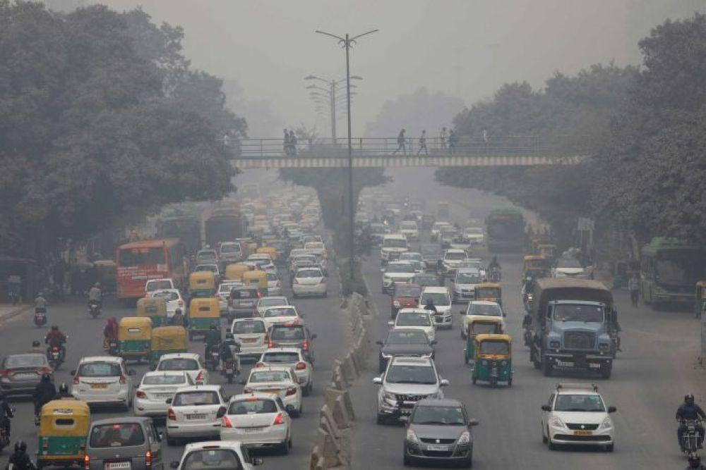 What is Causing Air Pollution in Delhi?