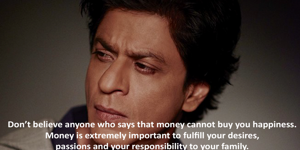 Amongst The Richest Actors in the World
