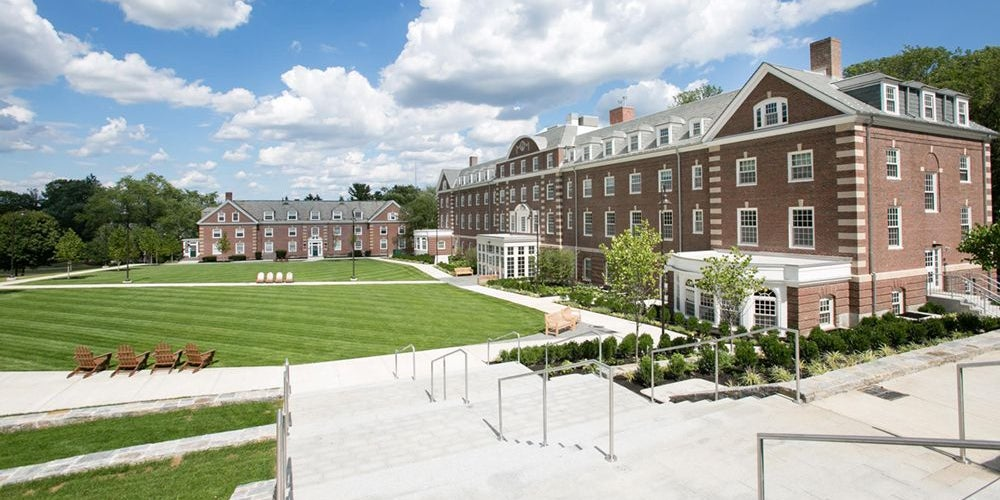 4. Babson College