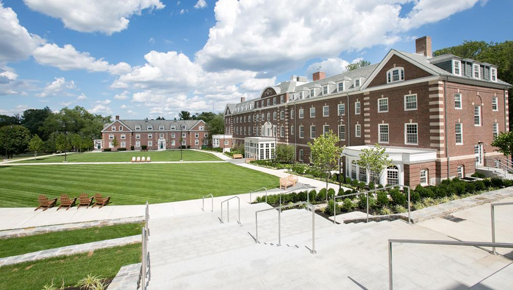 2. Babson College