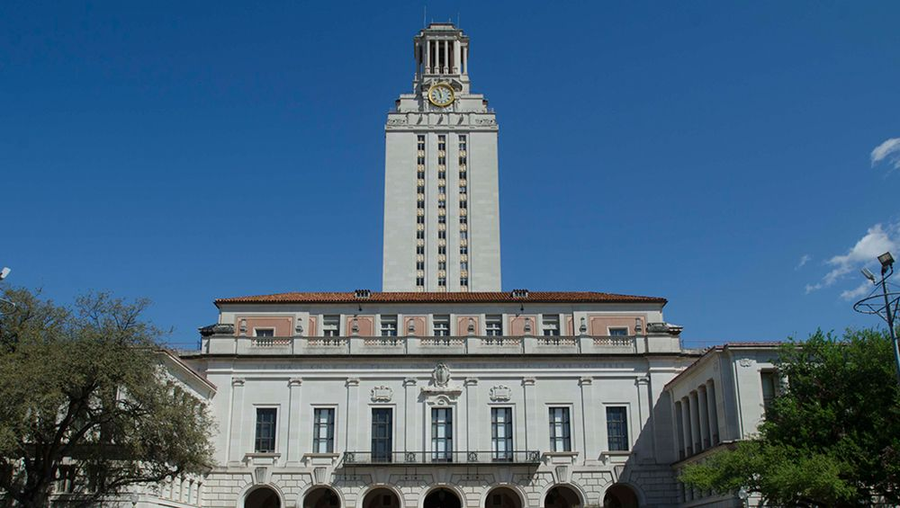 11. The University of Texas at Austin
